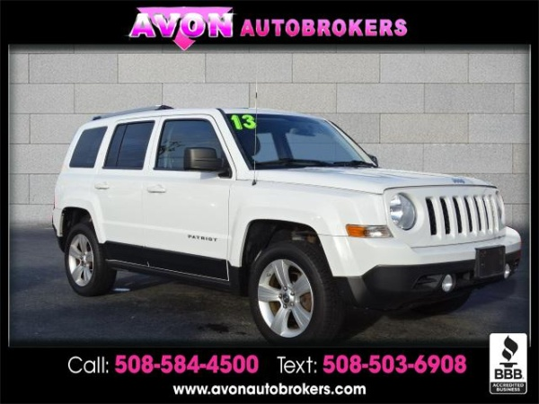 2013 Jeep Patriot in Avon, MA