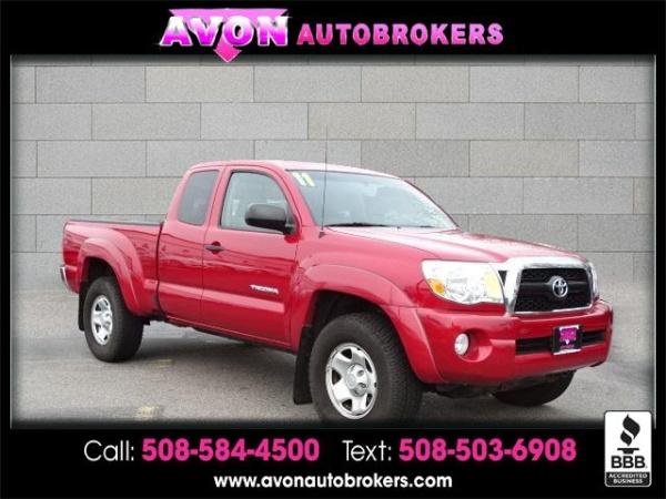 2011 Toyota Tacoma in Avon, MA
