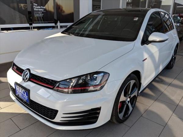 2017 Volkswagen GTI Autobahn
