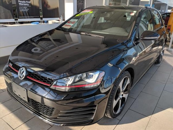 2016 Volkswagen GTI SE