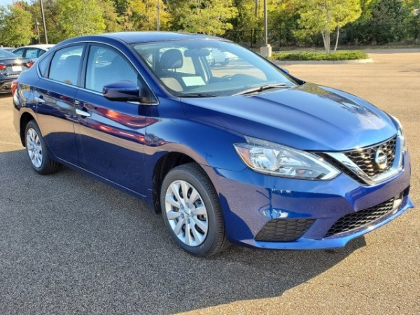2019 Nissan Sentra in Jackson, MS