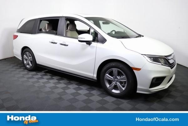 2020 Honda Odyssey in Ocala, FL