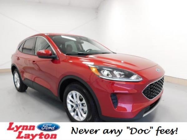 2020 Ford Escape in Decatur, AL