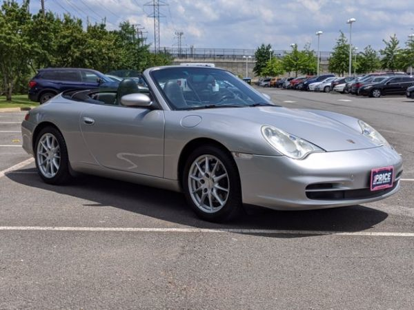 2002 Porsche 911 Carrera 4 Cabriolet Manual For Sale In Sterling Va Truecar