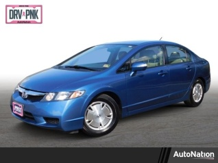 Used 2010 Honda Civic Hybrid Sedan I4 CVT For Sale In Sterling, VA