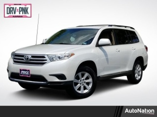 2012 Toyota Highlander For Sale >> Used Toyota Highlanders For Sale In Easton Md Truecar