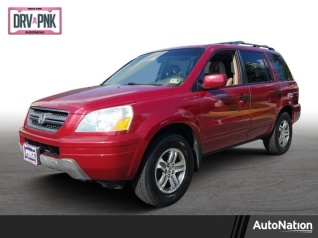 Used 2005 Honda Pilot EX L AWD For Sale In Sterling, VA