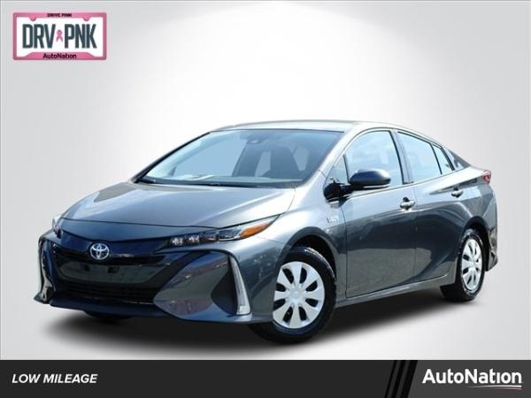 2019 Toyota Prius Prime in Sterling, VA