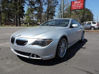 2005 Bmw 6 Series 645ci Coupe For In Mount Olive Nc