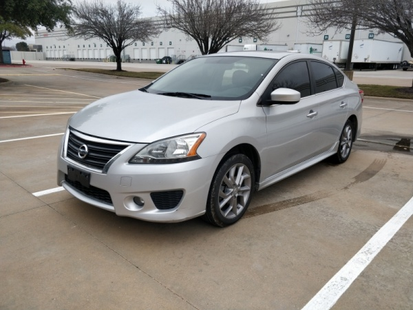 2014 Nissan Sentra in Austin, TX