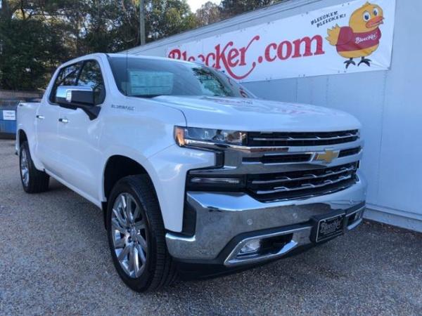 2020 Chevrolet Silverado 1500 in Dunn, NC