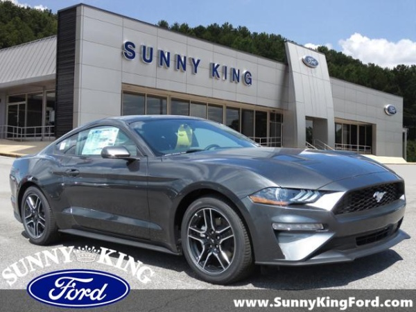 2019 Ford Mustang in Anniston, AL
