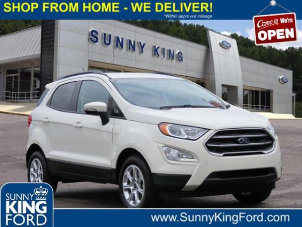 2020 Ford EcoSport in Anniston, AL
