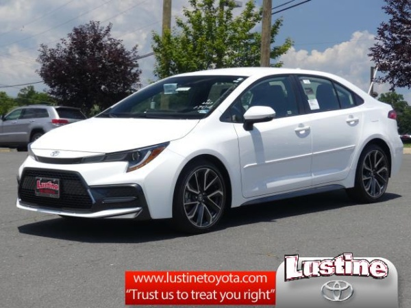 2020 Toyota Corolla in Woodbridge, VA