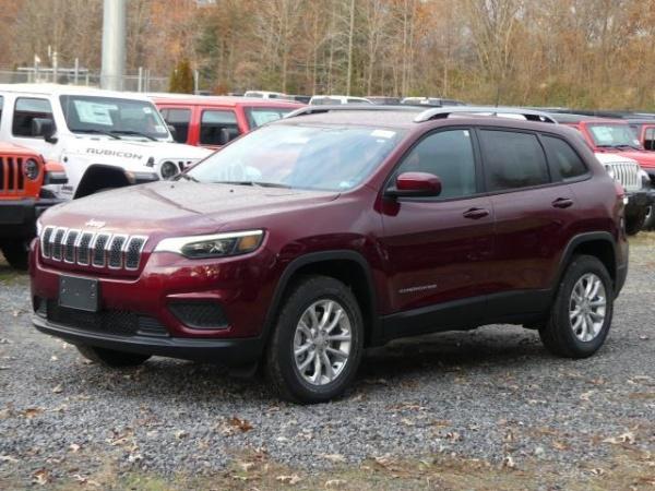 2020 Jeep Cherokee in Woodbridge, VA
