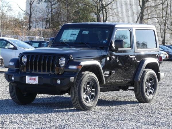 2019 Jeep Wrangler in Woodbridge, VA