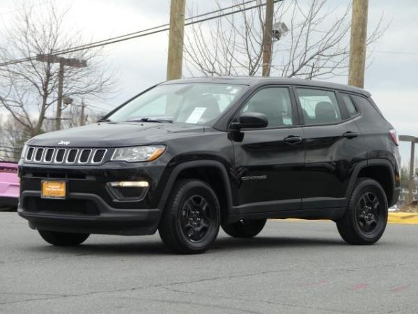 2018 Jeep Compass in Woodbridge, VA