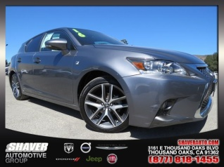 Used 2016 Lexus CT CT 200h For Sale In Thousand Oaks, CA