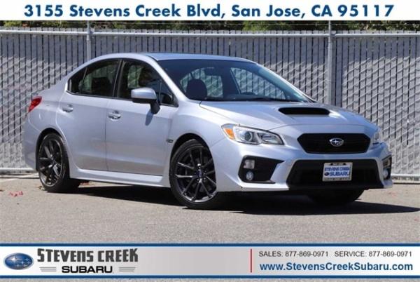 2018 Subaru WRX in San Jose, CA
