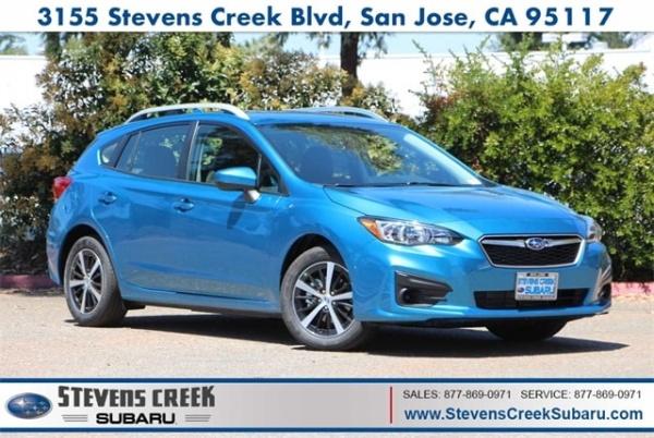 2019 Subaru Impreza in San Jose, CA