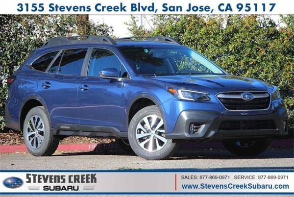 2020 Subaru Outback in San Jose, CA