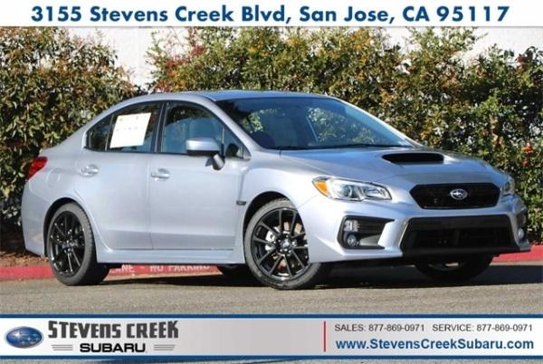 2020 Subaru WRX in San Jose, CA