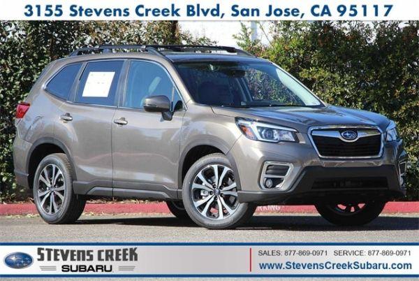 2020 Subaru Forester in San Jose, CA
