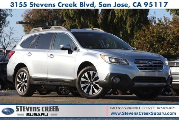 2016 Subaru Outback in San Jose, CA