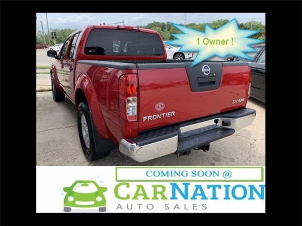 2011 Nissan Frontier in Zanesville, OH