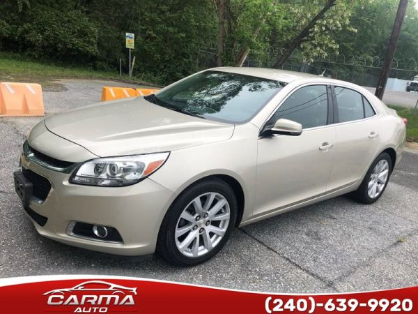 2014 Chevrolet Malibu in Capitol Heights, MD