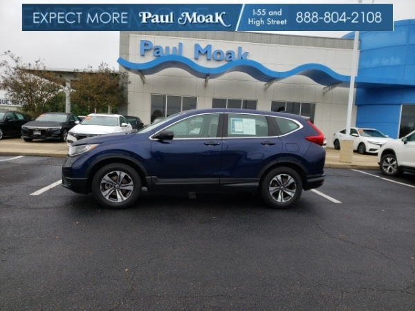 2017 Honda CR-V in Jackson, MS