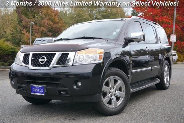 2011 Nissan Armada in Lynnwood, WA