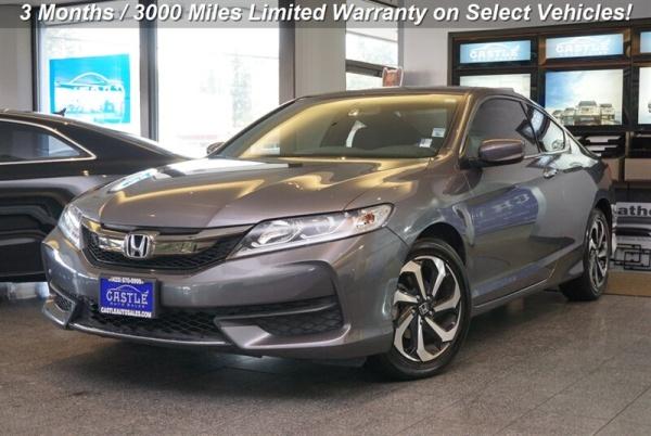 2017 Honda Accord in Lynnwood, WA