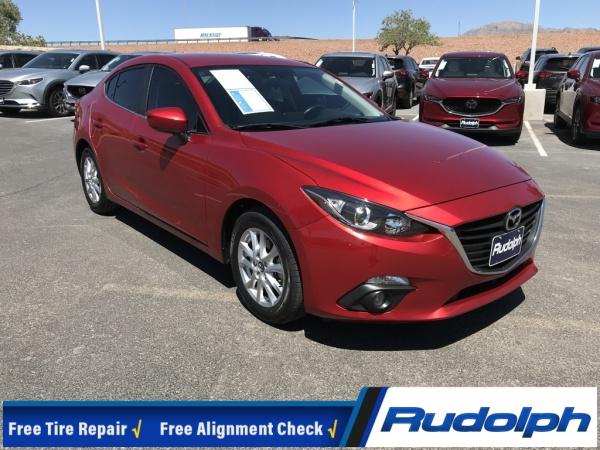 Used Mazda Mazda3 for Sale in El Paso, TX | U.S. News ...