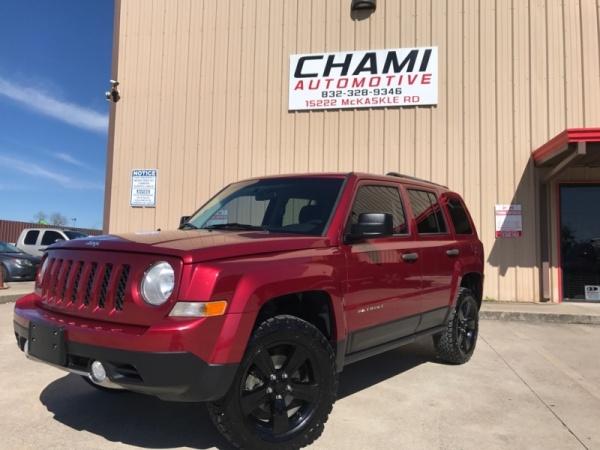 2013 Jeep Patriot in Sugar Land, TX