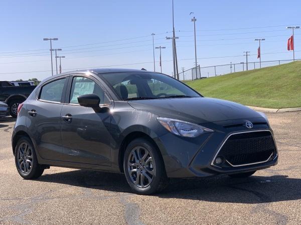2020 Toyota Yaris Hatchback