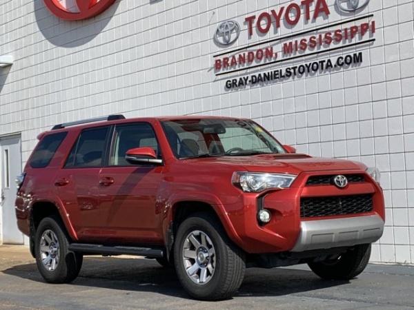 2014 Toyota 4Runner Trail Premium