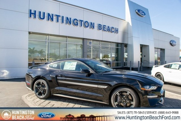 2019 Ford Mustang In Huntington Beach Ca