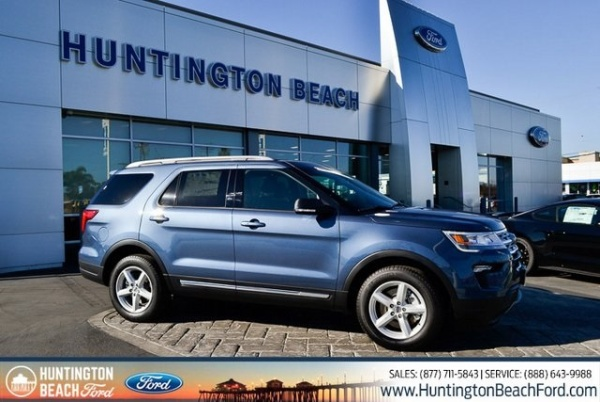 2019 Ford Explorer In Huntington Beach Ca