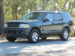2002 Ford Explorer For Sale >> Used 2002 Ford Explorers For Sale Truecar