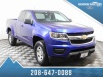 2017 Chevrolet Colorado Work Truck Extended Cab Standard Box 2WD Manual for Sale in Burley, ID