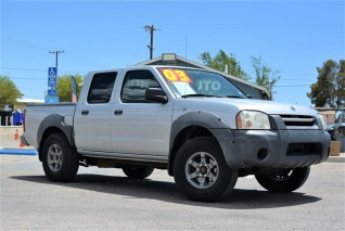 2003 nissan frontier xe crew cab sb v6 2wd auto for sale in victorville, ca