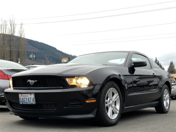 2011 Ford Mustang in North Bend, WA
