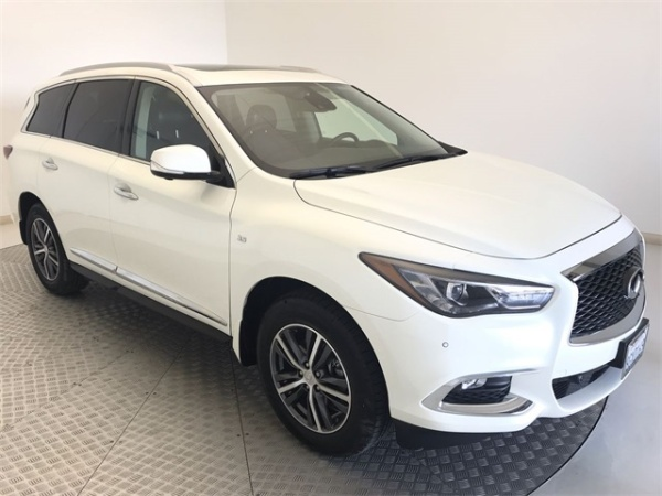 Elk Grove Infiniti >> 2019 Infiniti Qx60 Luxe Awd For Sale In Elk Grove Ca Truecar