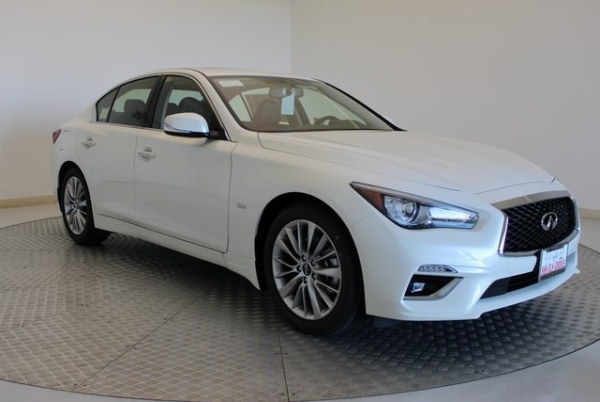 Elk Grove Infiniti >> 2019 Infiniti Q50 3 0t Luxe Rwd For Sale In Elk Grove Ca