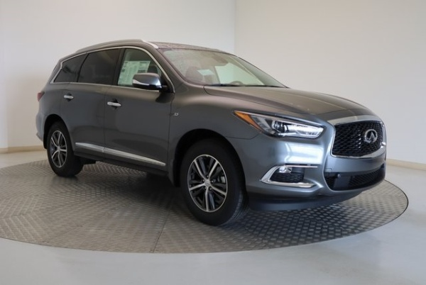 Elk Grove Infiniti >> 2019 Infiniti Qx60 2019 5 Luxe Awd For Sale In Elk Grove Ca Truecar