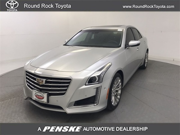 2018 Cadillac CTS in Round Rock, TX