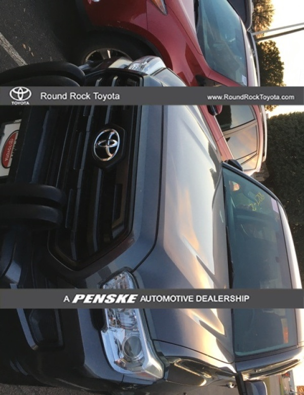2016 Toyota Tacoma in Round Rock, TX