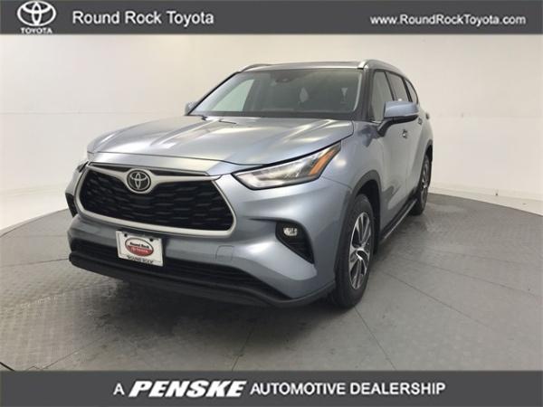 2020 Toyota Highlander in Round Rock, TX