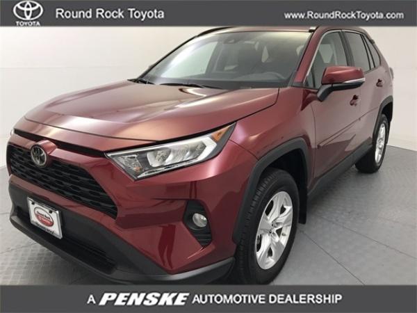 2019 Toyota RAV4 in Round Rock, TX